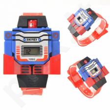 Vaikiškas laikrodis SKMEI DG1095 Red Vaikiškas laikrodis