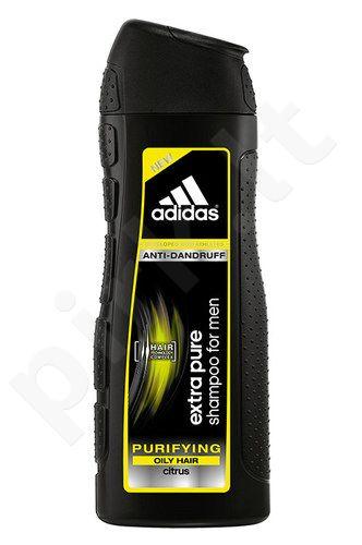 Adidas Extra Pure, šampūnas vyrams, 400ml