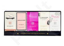 Givenchy Mini set rinkinys moterims, (EDP 4ml Ange ou Demon Le Secret + 5ml EDP Dahlia Noir + 4ml EDT Eaudemoiselle Eau Florale + 4ml EDT Very Iresistible + 4ml EDT Very Iresistible E.Rose)