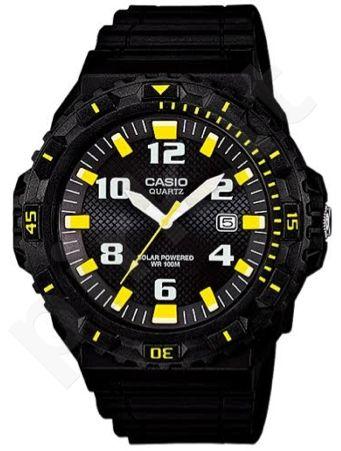 Laikrodis CASIO   MRW-S300H-1B3 SOLAR POWERED wr 100 **ORIGINAL BOX**