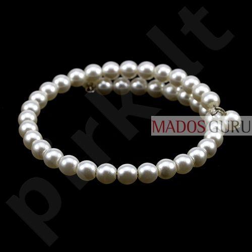 Perlų apyrankė P1495