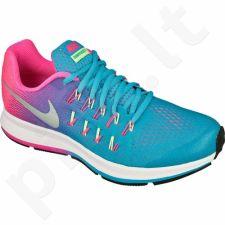 Sportiniai bateliai  bėgimui  Nike Zoom Air Pegasus 33 Jr 834317-400