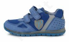 D.D. step mėlyni batai 28-33 d. da071706l