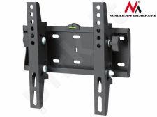 Maclean MC-667N Sieninis Mounted TV laikiklis Tilt Flat LED LCD  23-42'' 25kg