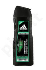 Adidas Calm Balance, šampūnas vyrams, 400ml