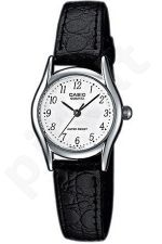 Laikrodis CASIO LTP-1154E-7B Classic, oda strap **ORIGINAL BOX**