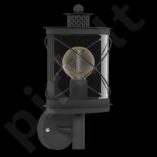 Sieninis šviestuvas EGLO 94842 | HILBURN