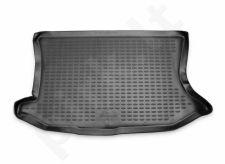 Guminis bagažinės kilimėlis FORD Fiesta hb 2002-2008 black /N14009