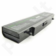 Nešiojamo kompiuterio baterija Qoltec Samsung R580, 11.1 V, 4400mAh