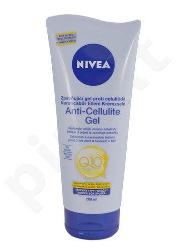 Nivea Q10 Firming Anti Cellulite gelis, kosmetika moterims, 200ml