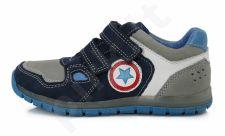 D.D. step tamsiai mėlyni batai 28-33 d. da071704l