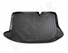 Guminis bagažinės kilimėlis FORD Fiesta hb 2011-2015 2015->  black /N14011