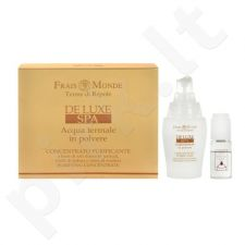 Frais Monde Deluxe Spa Purifying Concentrate rinkinys moterims, (40 ml Natural active gelis + 10 ml Water + 1 g Thermal mineral salts)