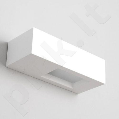 Sieninis šviestuvas gipsinis 10-ALTO A