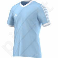 Marškinėliai futbolui Adidas Tabela 14 Junior F50281