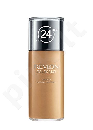 Revlon Colorstay Makeup Normal Dry Skin, makiažo pagrindas, kosmetika moterims, 30ml, (240 Medium Beige)