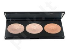 Makeup Revolution London Highlight Radiance Palette, kosmetika moterims, 15g