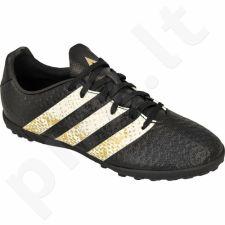 Futbolo bateliai Adidas  ACE 16.4 TF Jr BB3895