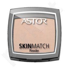 Astor Skin Match pudra, kosmetika moterims, 7g, (100 Ivory)