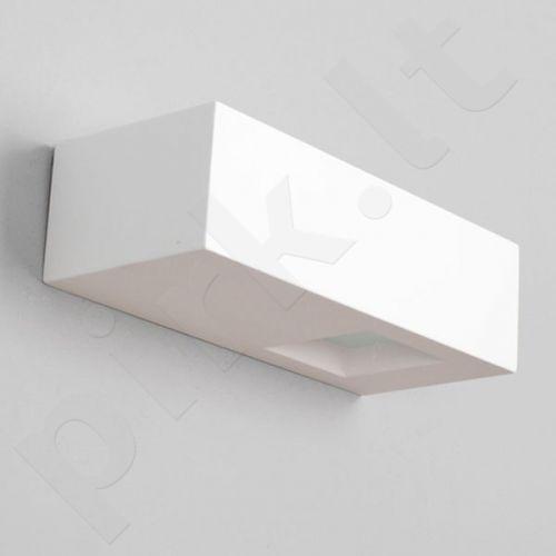 Sieninis šviestuvas gipsinis 10-ALTO B