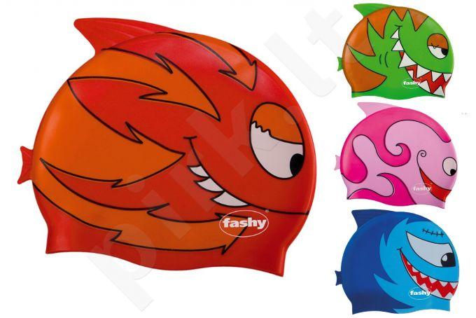 Kepuraitė plaukimui Children Swim silikoninė 3048 00