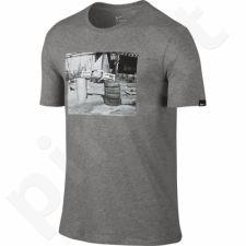 Marškinėliai Nike Football Photo Tee M 789387-063