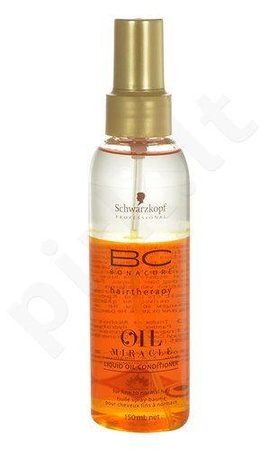 Schwarzkopf BC Bonacure Oil Miracle kondicionierius Fine Hair, kosmetika moterims, 150ml