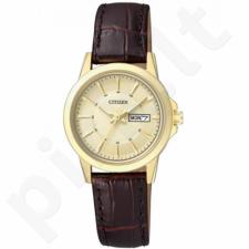 Moteriškas laikrodis Citizen EQ0603-08P