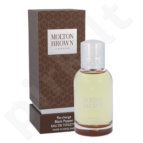 Molton Brown Black Pepper, EDT vyrams, 50ml
