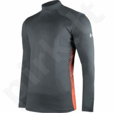 Bliuzonas  treniruotėms Under Armour ColdGear Reactor Fitted Long Sleeve M 1298251-008