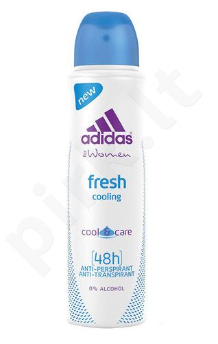 Adidas Fresh, antiperspirantas moterims, 150ml