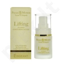 Frais Monde Exigeant Lifting Eye Contour Fluid, kosmetika moterims, 15ml