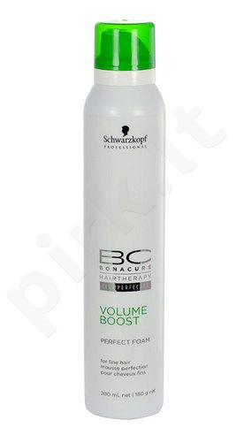 Schwarzkopf BC Bonacure Volume Boost Perfect Foam, kosmetika moterims, 200ml