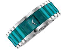 Esprit ES106582002 Glaze Remix Turquoise moteriškas laikrodis