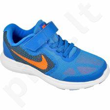Sportiniai bateliai  bėgimui  Nike Revolution 3 (PSV) Jr 819414-401