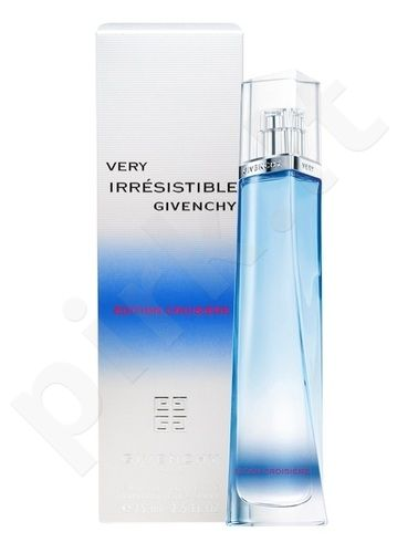 Givenchy Very Irresistible Croisiere, tualetinis vanduo moterims, 75ml