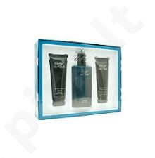 Davidoff (Edt 125ml + 75ml After shave balm + 75ml Shower gel) Cool Water, 125ml, tualetinis vanduo vyrams [Edt 125ml + 75ml After shave balm + 75ml Shower gel]