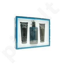 Davidoff (Edt 125ml + 75ml After shave balm + 75ml Shower gel) Cool Water, 125ml, tualetinis vanduo vyrams [Edt 125ml + 75ml After shave balm + 75ml Shower gel]