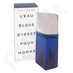 Issey Miyake L´Eau Bleue D´Issey, tualetinis vanduo vyrams, 75ml, (testeris)