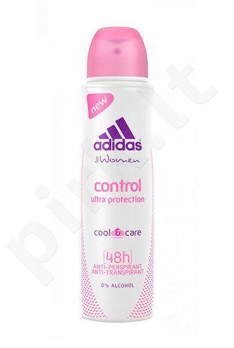 Adidas Control, antiperspirantas moterims, 150ml