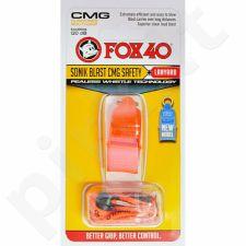 Švilpukas FOX40 Sonic CMG Blast + virvutė 9203-0308