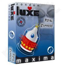 Prezervatyvas LUXE