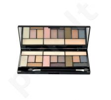 Makeup Revolution London Pro Looks Stripped & Bare Palette, kosmetika moterims, 13g