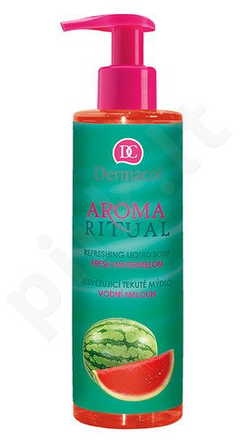 Dermacol Aroma Ritual Liquid muilas Fresh Watermelon, kosmetika moterims, 250ml