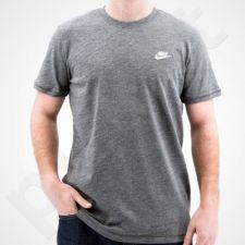 Marškinėliai Nike Nsw Legacy Top Knt M 822570-071-S