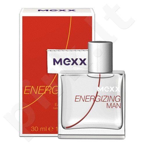 Mexx Energizing Man, tualetinis vanduo (EDT) vyrams, 30 ml