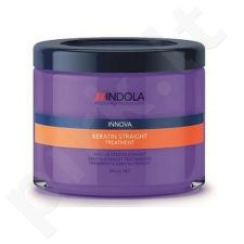 Indola Innova Keratin Straight Mask, kosmetika moterims, 200ml
