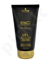 Schwarzkopf BC Oil Miracle Gold Shimmer kondicionierius Thick Hair, kosmetika moterims, 150ml