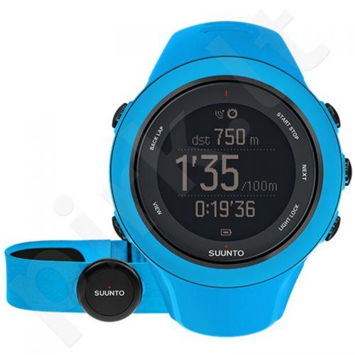 Vyriškas laikrodis SUUNTO AMBIT3 SPORT Blue HR