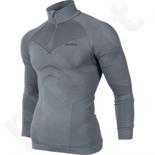 Marškinėliai termoaktyvūs ODLO 1/2 Zip Evolution Warm M 183192/10401